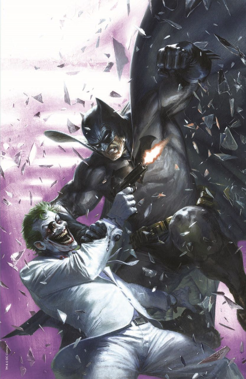 DK III The Master Race Virgin Variant book #7 Gabriele Dell'Otto