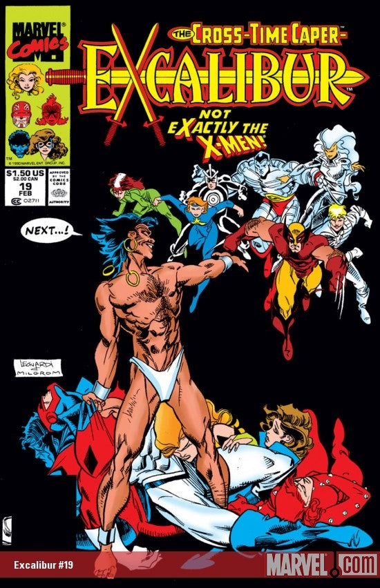 Excalibur issue #19