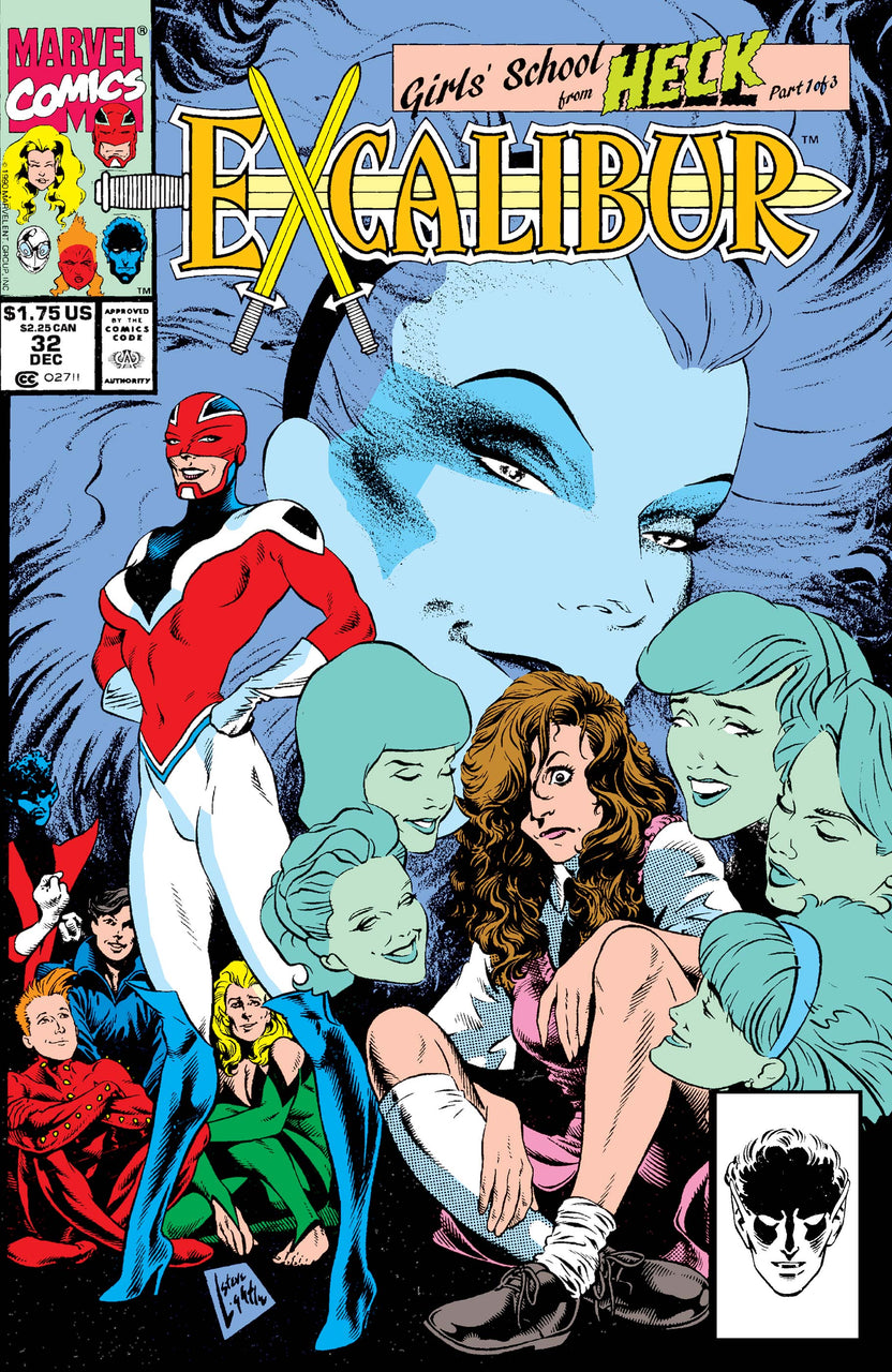 Excalibur issue #32