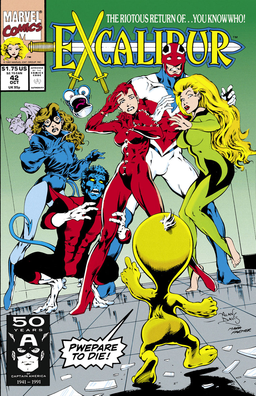 Excalibur issue #42