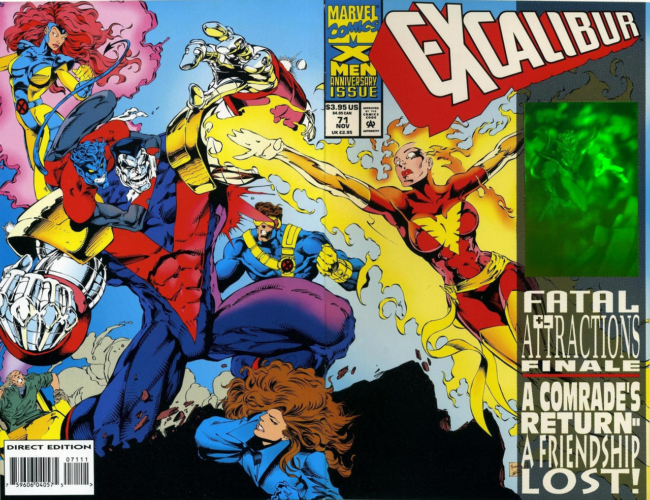 Excalibur issue #71 igcomicstore