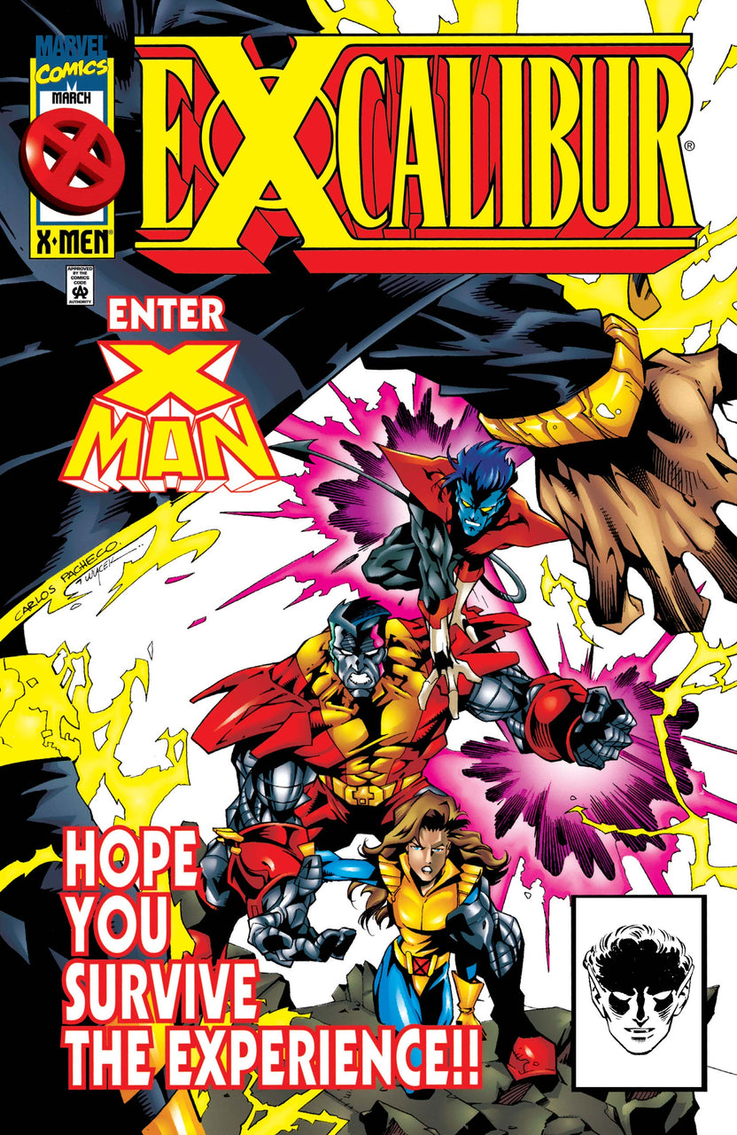 Excalibur issue #95