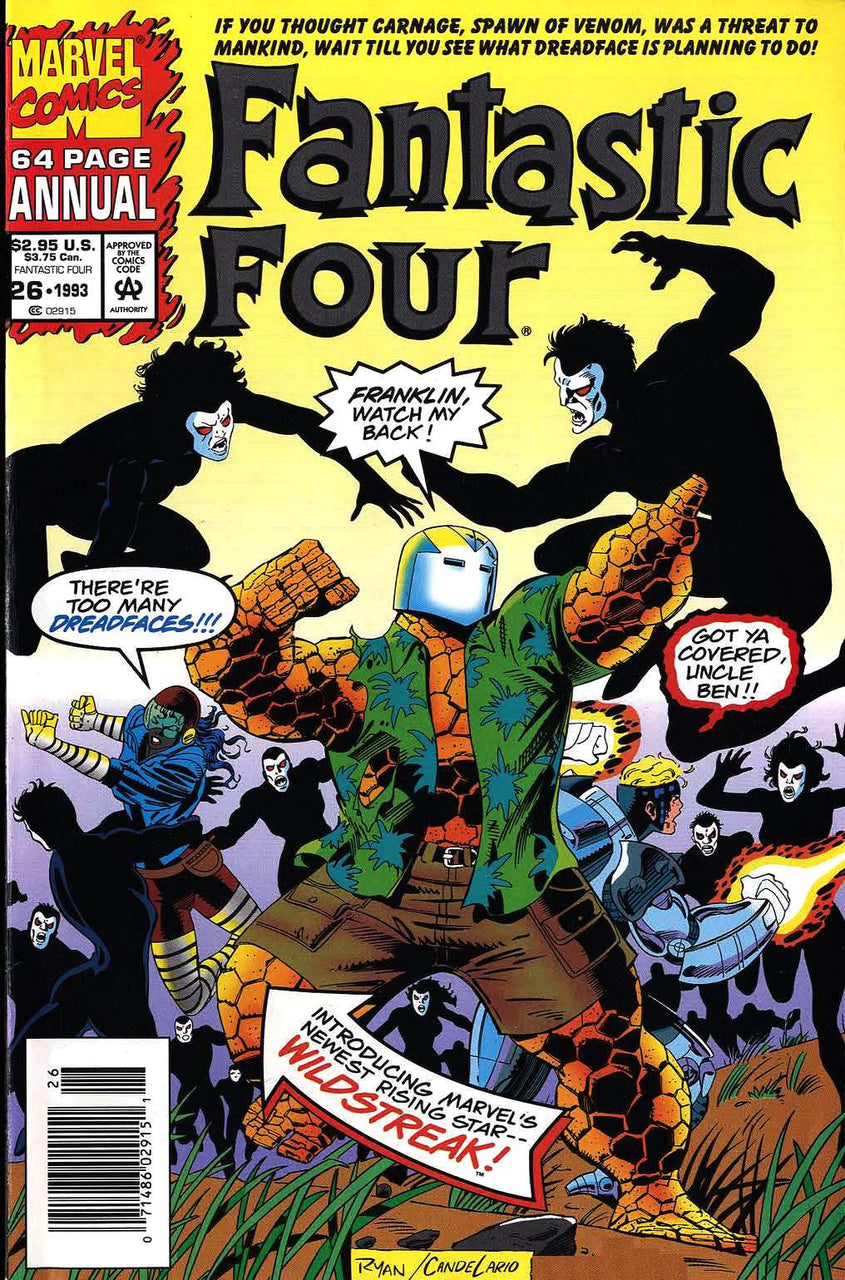 Fantastic Four Annual #26