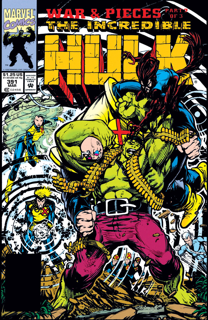 Incredible HULK issue #391