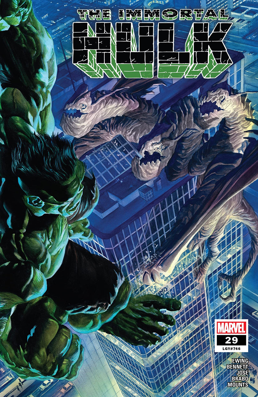 Immortal HULK issue #29