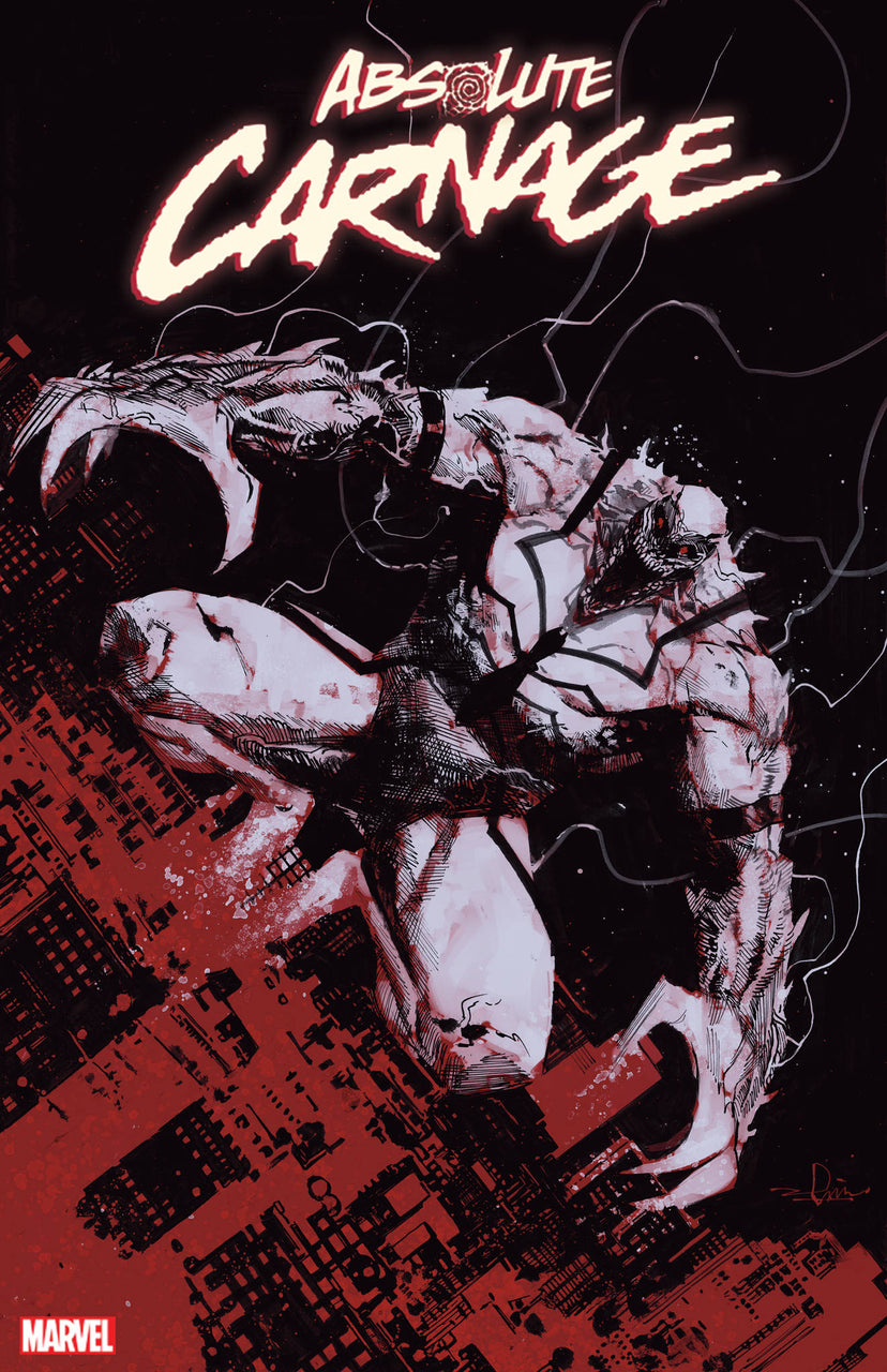 Absolute Carnage 1:25 Codex Variant issue #4