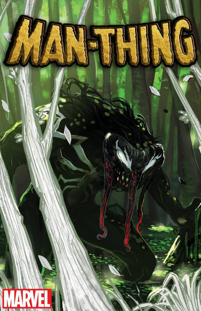 Man-Thing Venom Variant issue #1