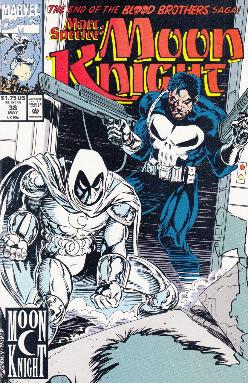 Marc Spector: Moon Knight issue #38 igcomicstore