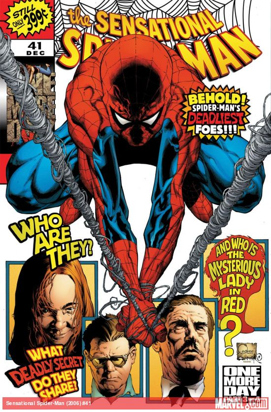 Sensational Spider-Man issue #41 igcomicstore