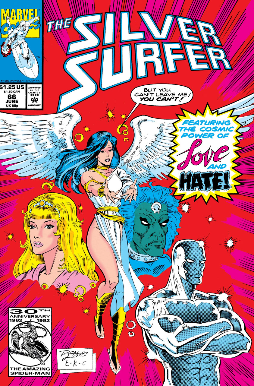 Silver Surfer issue #66