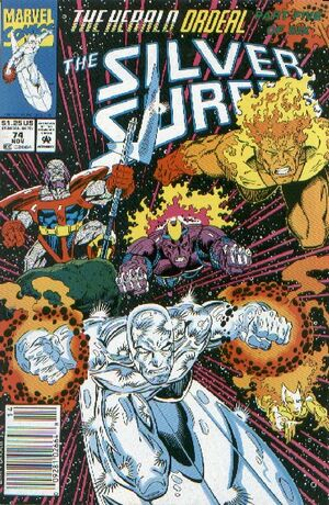 Silver Surfer issue #74