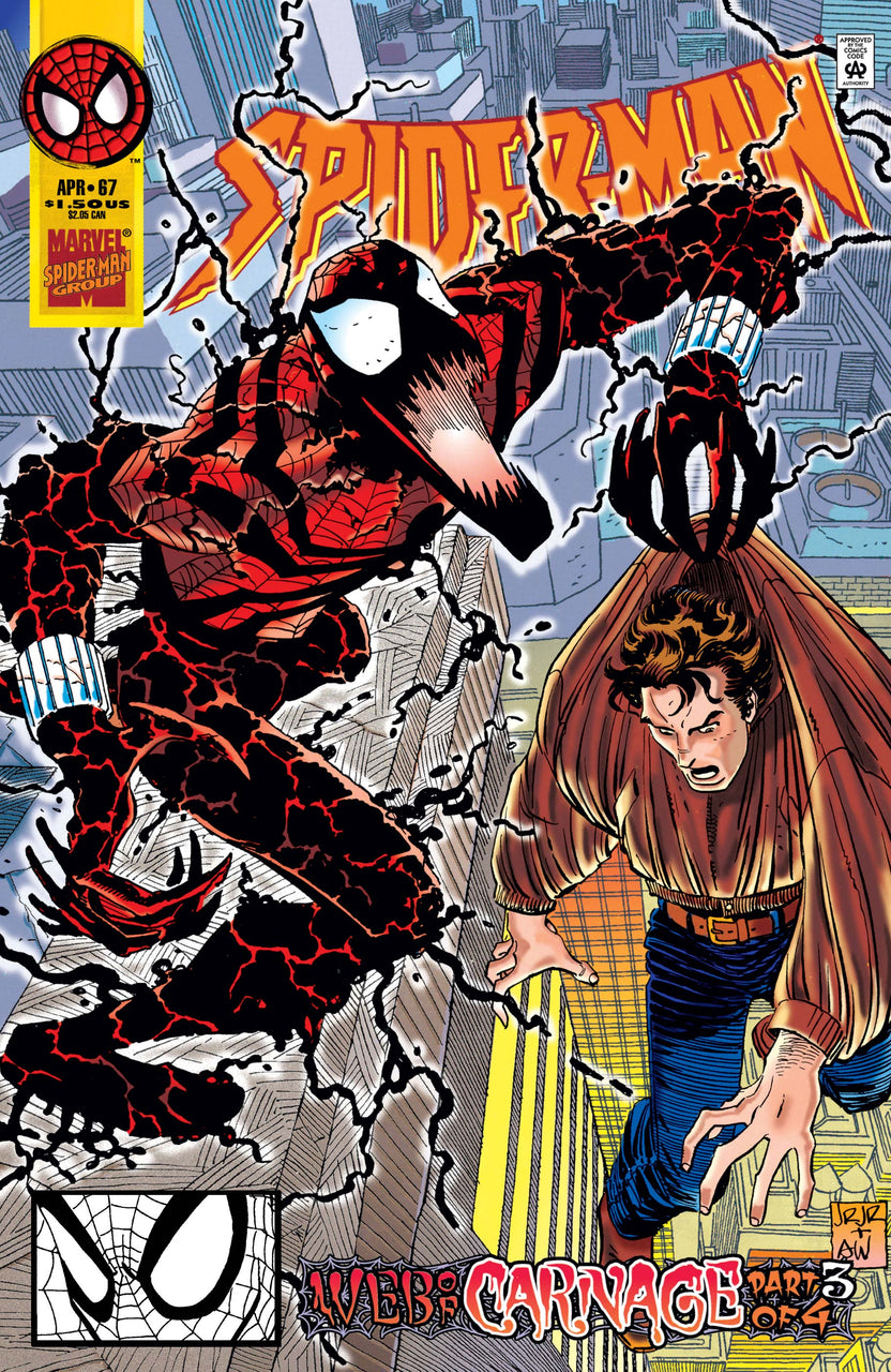 Spider-Man issue #67