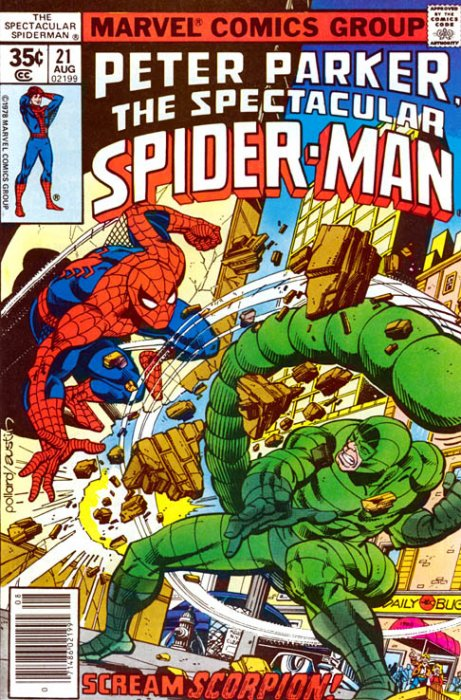 Spectacular Spider-Man issue #21 igcomicstore