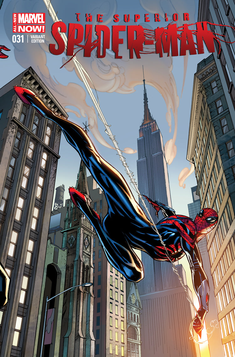 Superior Spider-Man Variant issue #31