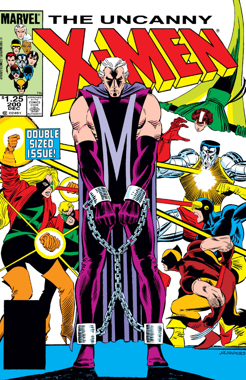 Uncanny X-MEN issue #200
