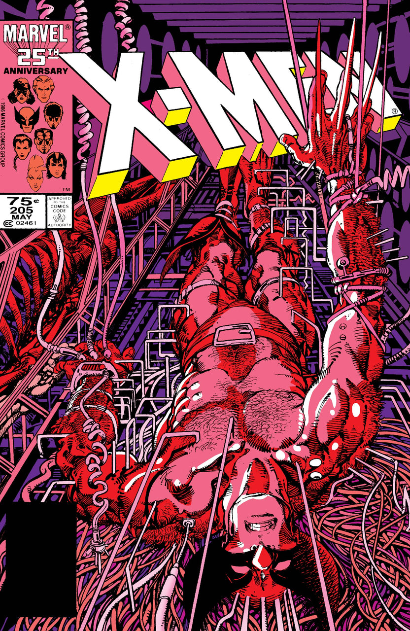 Uncanny X-MEN issue #195 igcomicstore wolverine