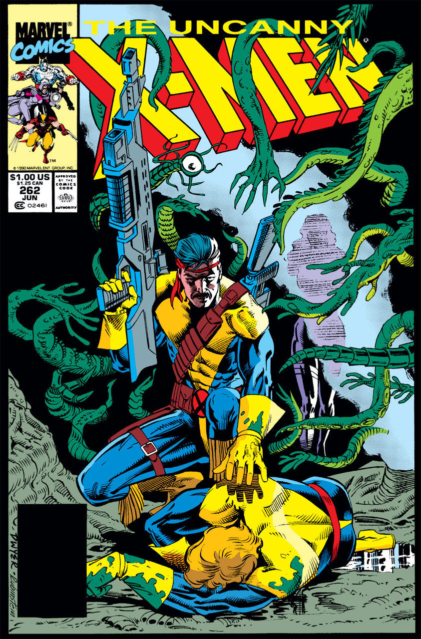 Uncanny X-MEN issue #262 igcomicstore