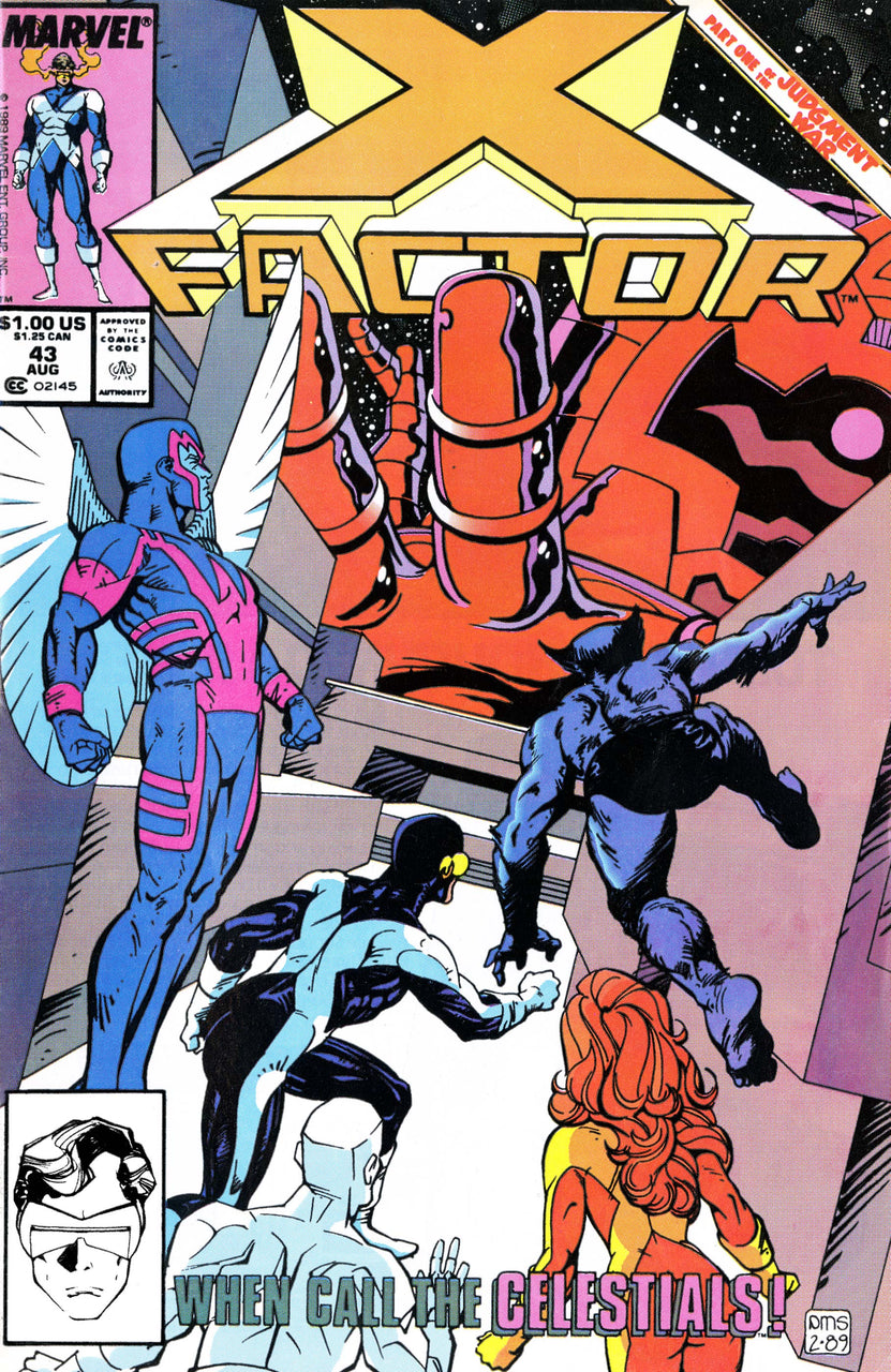 X-Factor issue #43