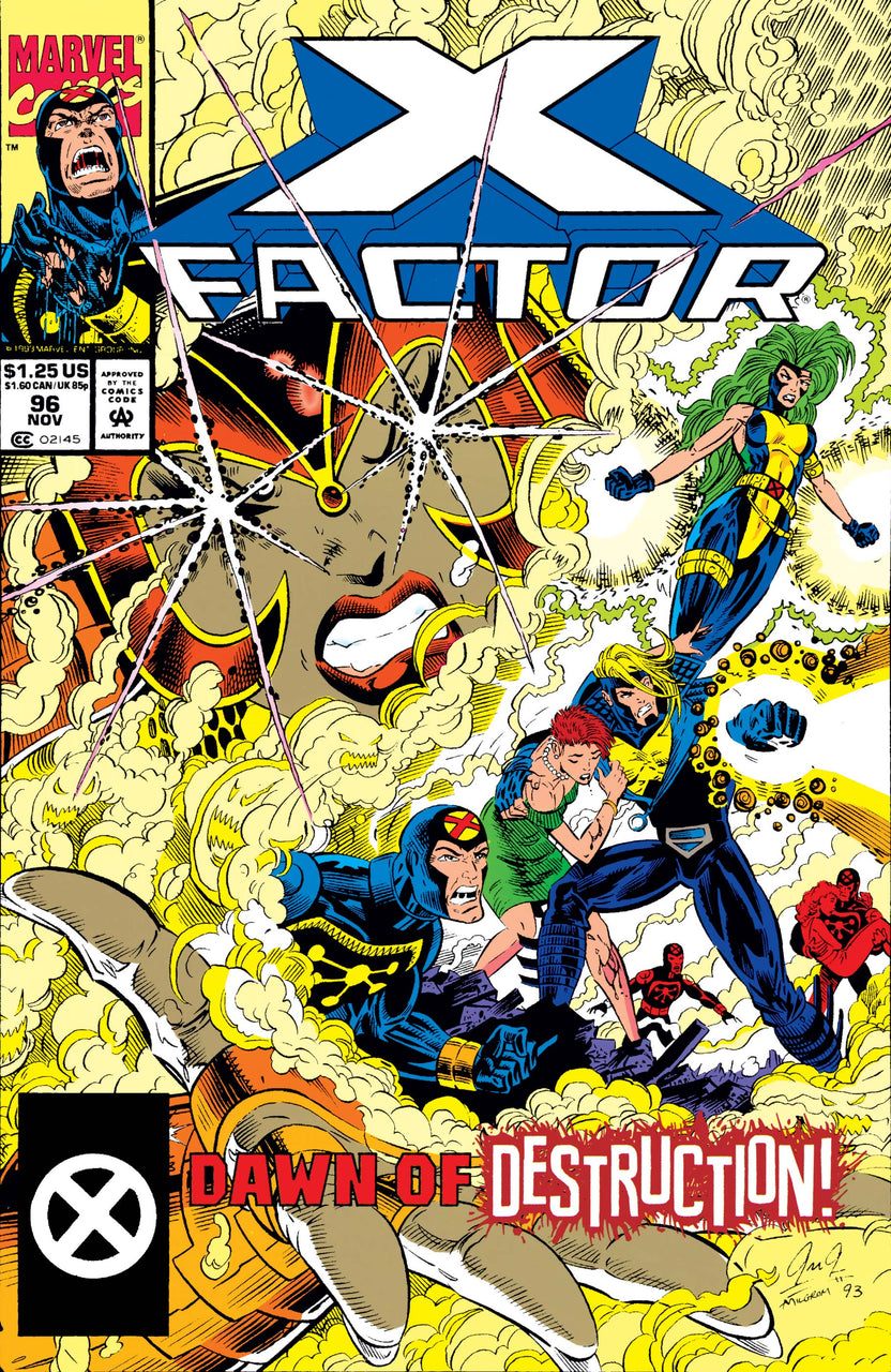 X-Factor issue #96