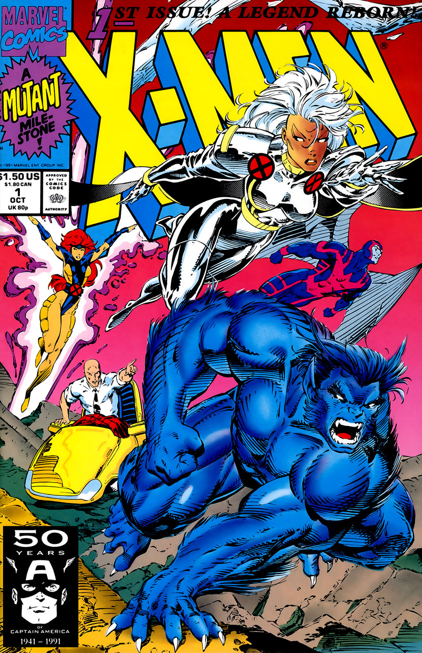 X-MEN issue #1