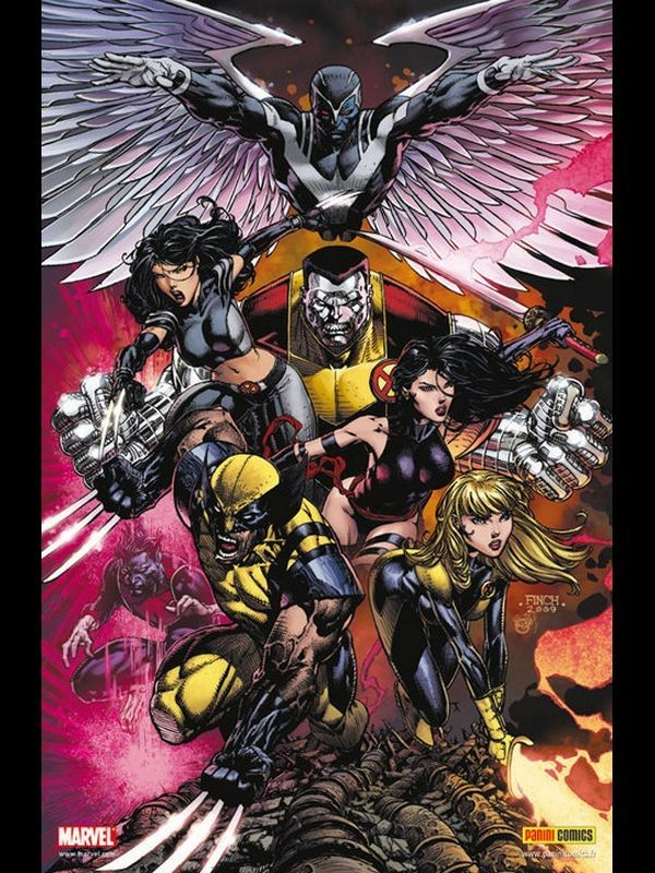 X-MEN FRENCH FOIL VARIANT ISSUE #162