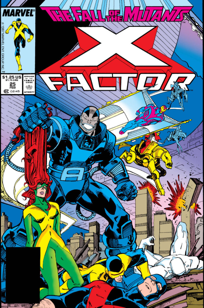 X-Factor issue #25