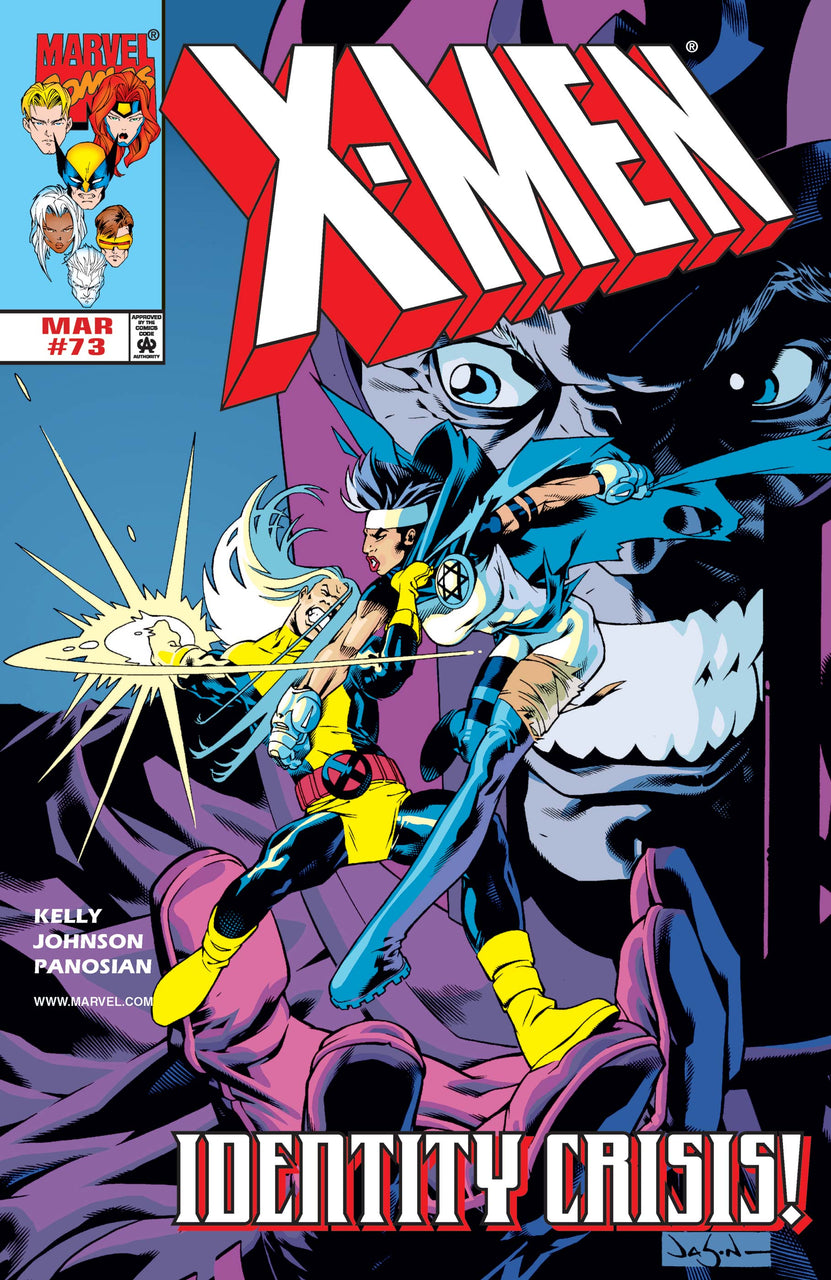 X-MEN issue #73