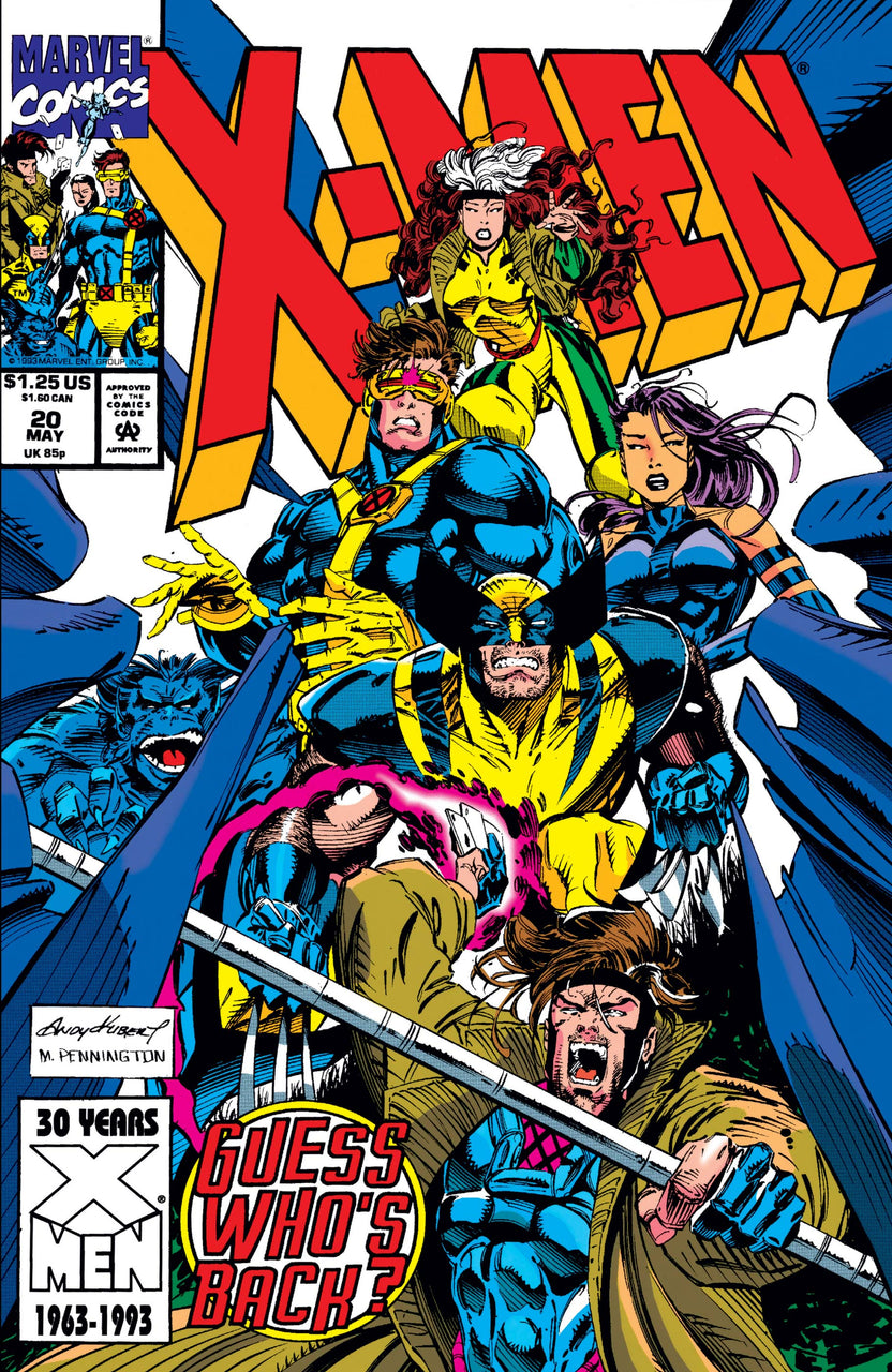 X-MEN issue #20