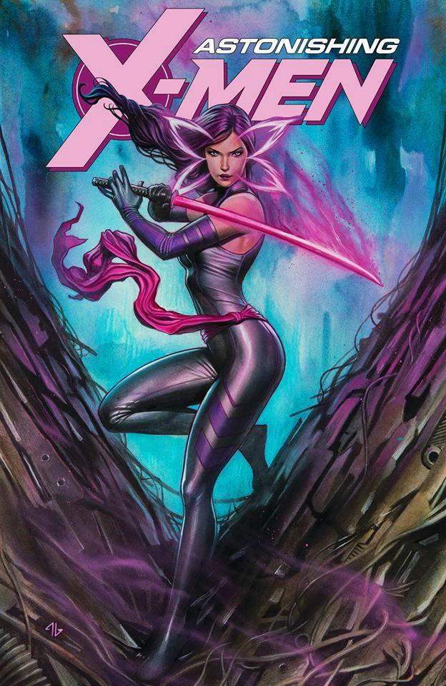 Astonishing X-MEN Variant issue #1 Adi Granov igcomicstore