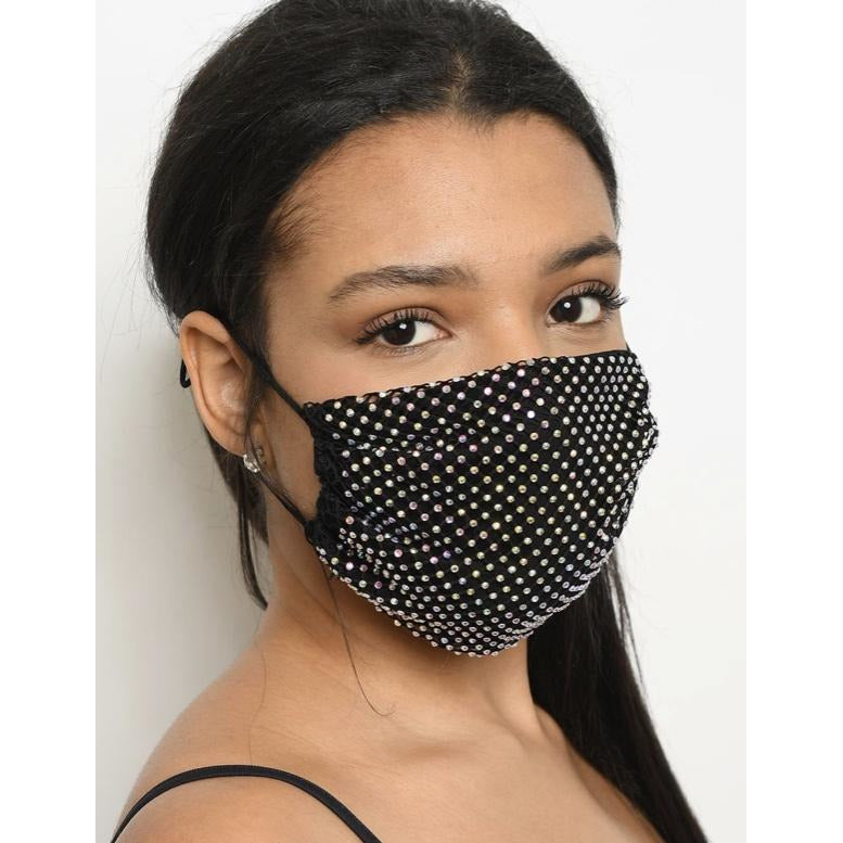 Bling Out Face  Mask