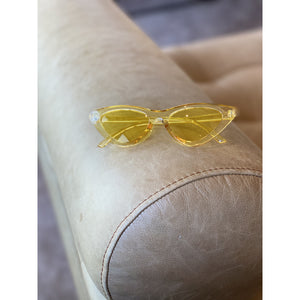 Yellow Stunner Shades