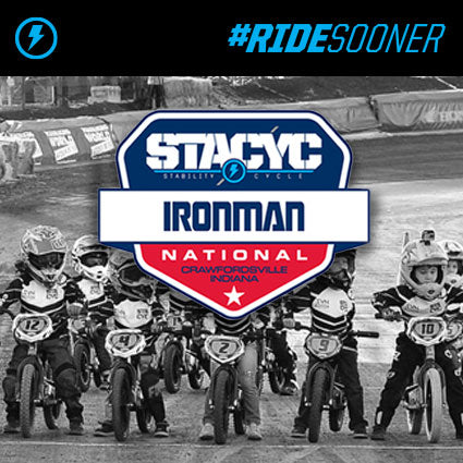 STACYC / Ironman National