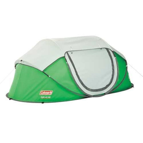 Pop-Up Tent 2 Person - Scroll Forever, 2 Person Tents (Max), Coleman