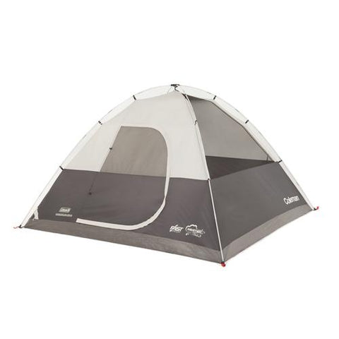 Morain Park Fast Pitch Dome Tent 6 Person - Scroll Forever, 6 Person Tents (Max), Coleman