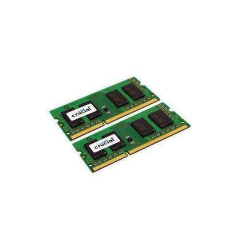 4gb Kit Ddr3 1333 Sodimm,,Crucial,Scroll Forever