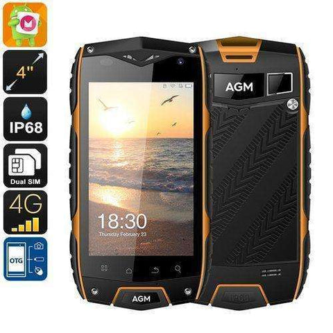 AGM A7 Rugged Phone,4 inch android phones,Scroll Forever,Scroll Forever