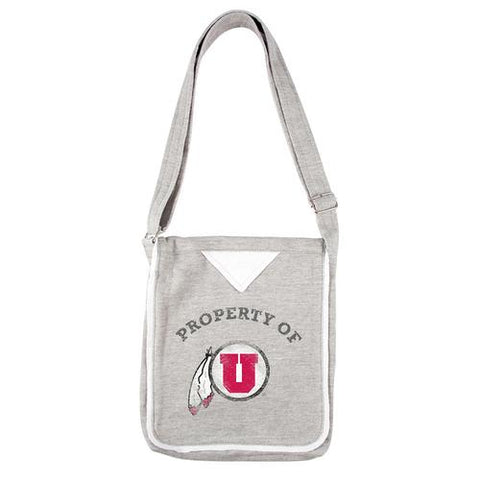Utah Utes NCAA Hoodie Crossbody Bag,Sports fan handbags,Scroll Forever,Scroll Forever