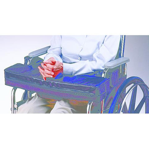 Wheelchair Lap Cushion - Half Arm (for 18  Wheelchair),Wheelchair - accessories/parts,Scroll Forever,Scroll Forever