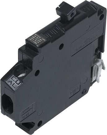 UBITBA115R-New Challenger, Sylvania, Crouse-Hinds, A115R, MH115-R Type A Replacement. One Pole 15 Amp Right Clip Circuit Breaker Manufactured by Connecticut Electric.