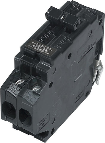 UBITBA230-New Challenger, Sylvania, Crouse-Hinds, A230, MH230 Type A Replacement. Two Pole 30 Amp Clip Circuit Breaker Manufactured by Connecticut Electric.