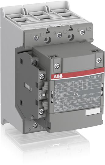 ABB AF116-30-11-13 (100-250V, 50/60 Hz and DC Contactor)