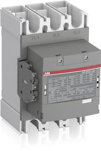 ABB AF265-30-11-14 (250-500 V, 50/60 Hz and DC Contactor)
