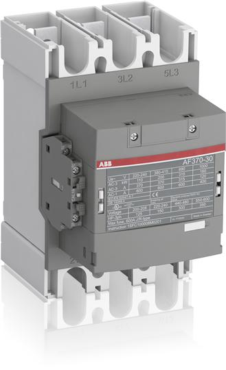 ABB AF370-30-11-14 (250-500 V, 50/60 Hz and DC Contactor)