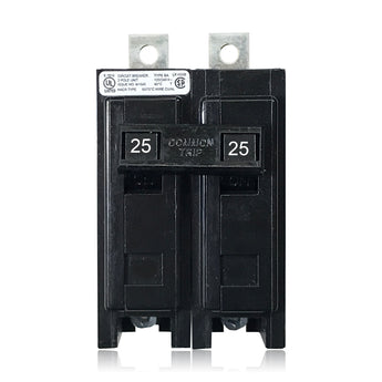 QBHW2025 2 Pole 25 Amp 22K Rated Bolt-in Cutler-Hammer Circuit Breaker