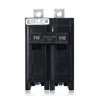 BAB2110 2 Pole 110 Amp Type BA Bolt-in Cutler-Hammer Circuit Breaker