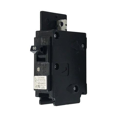 BQ1B060H 1 Pole 60 Amp 22k Rated Siemens Bolt-in Circuit Breaker