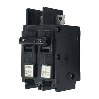 BQ2B035H 2 Pole 35 Amp 22k Rated Siemens Bolt-in Circuit Breaker