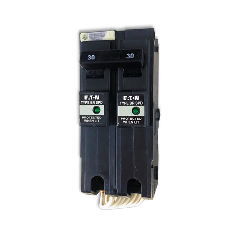 BR230SUR Circuit Breaker and Surge Protective Device