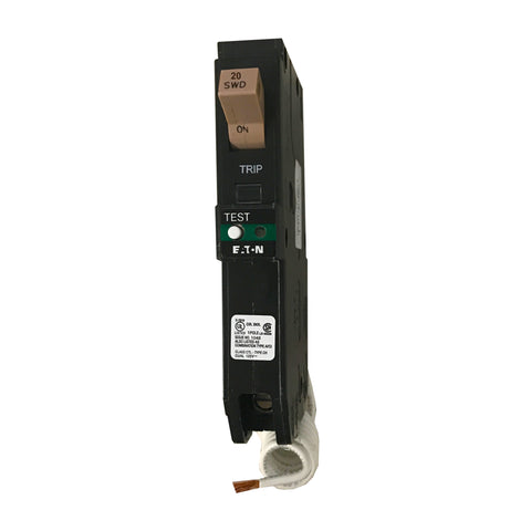 CHFCAF120 1 Pole 20 Amp Combination Arc Fault Circuit Breaker Cutler-Hammer