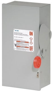 Cutler-Hammer DH361FGK 30A 600V Fusible Disconnect